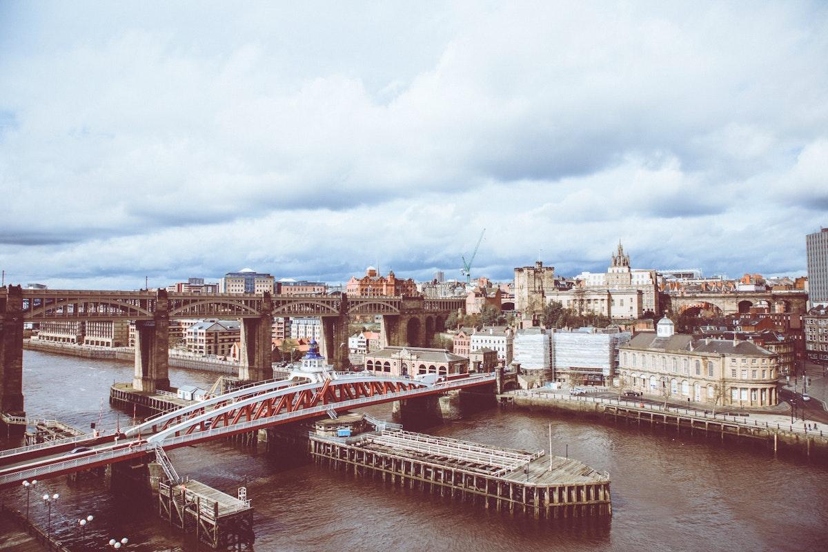 View of Newcastle Upon Tyne, United Kingdom