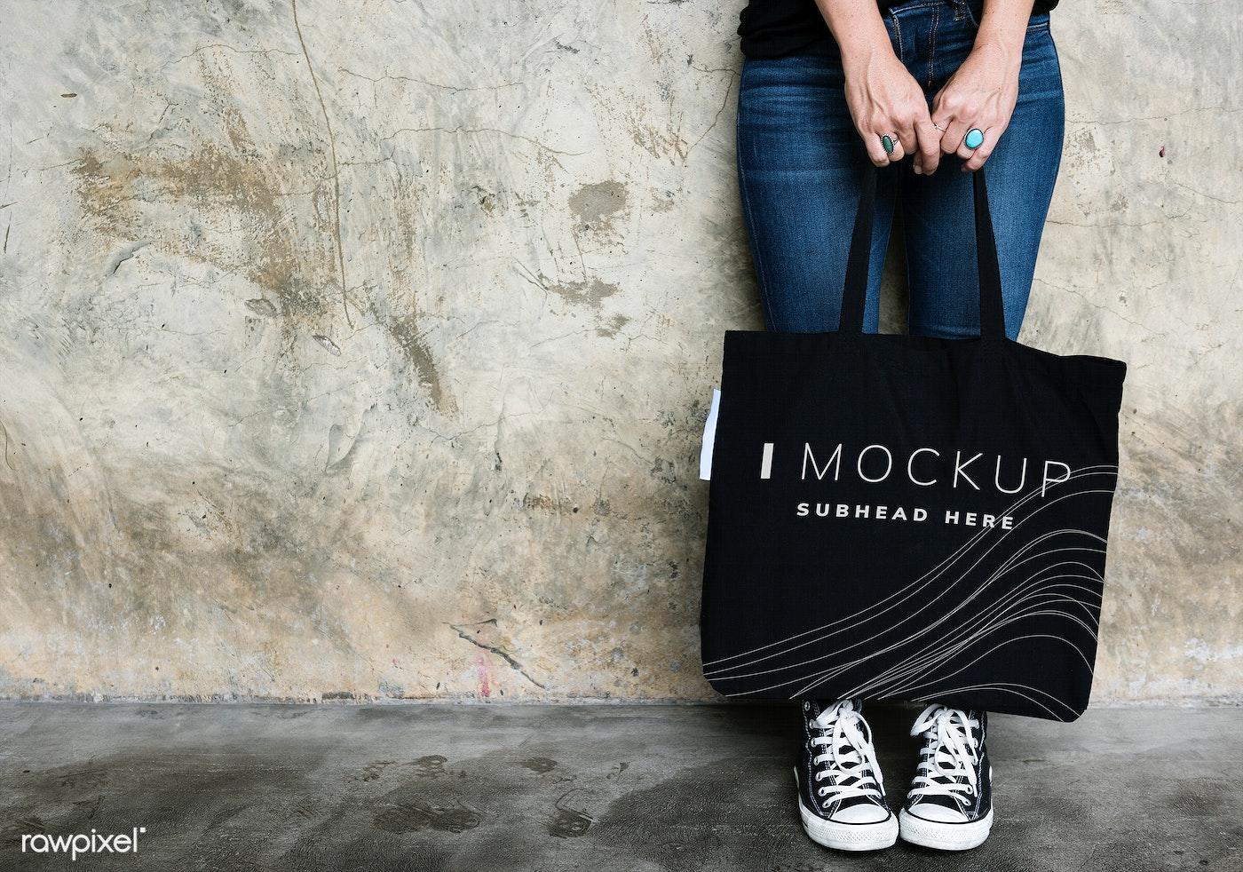 3d496825 Women's tote bag | Royalty free stock psd mockup - 296005