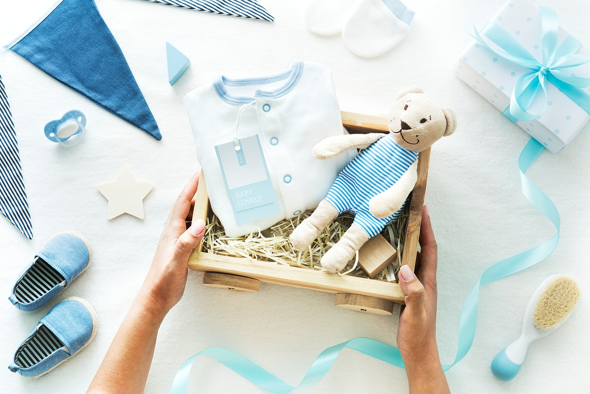Baby boy baby shower gift