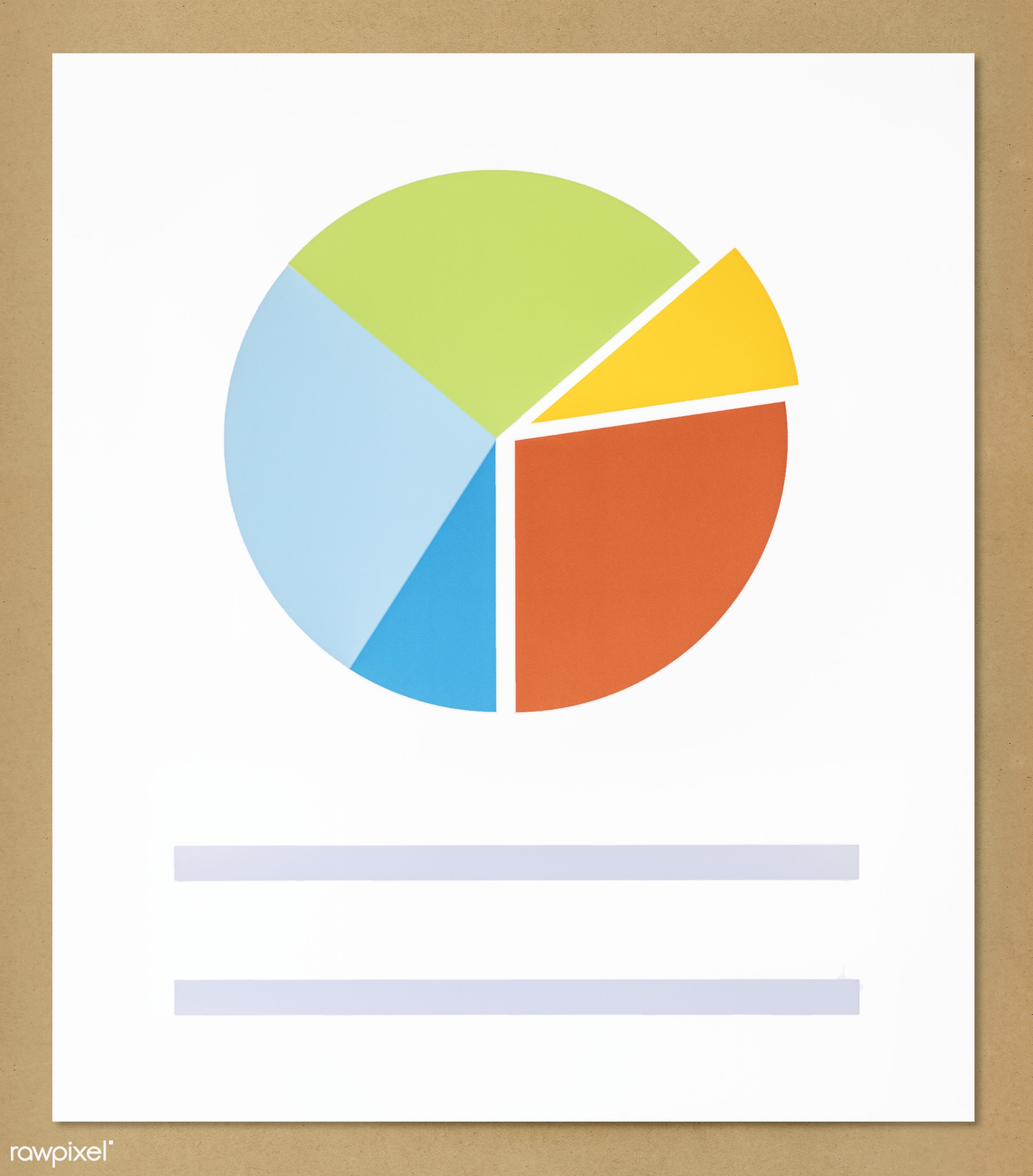 Business Data Pie Chart Icon Id 401984