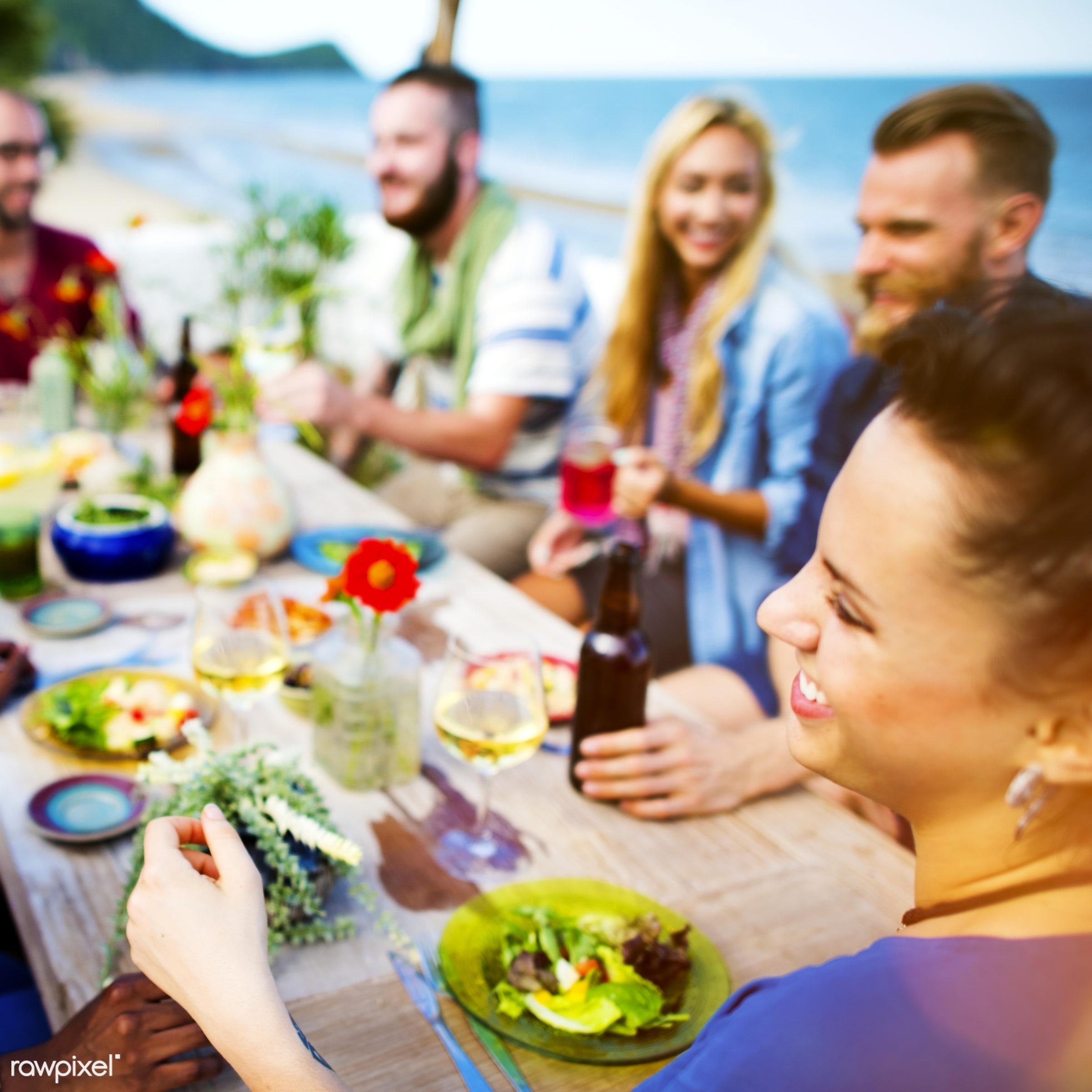 active, beach, beer, beverage, bonding, casual, celebration, cheerful, cheers, dinner, diversity, drink, drinking, event,...