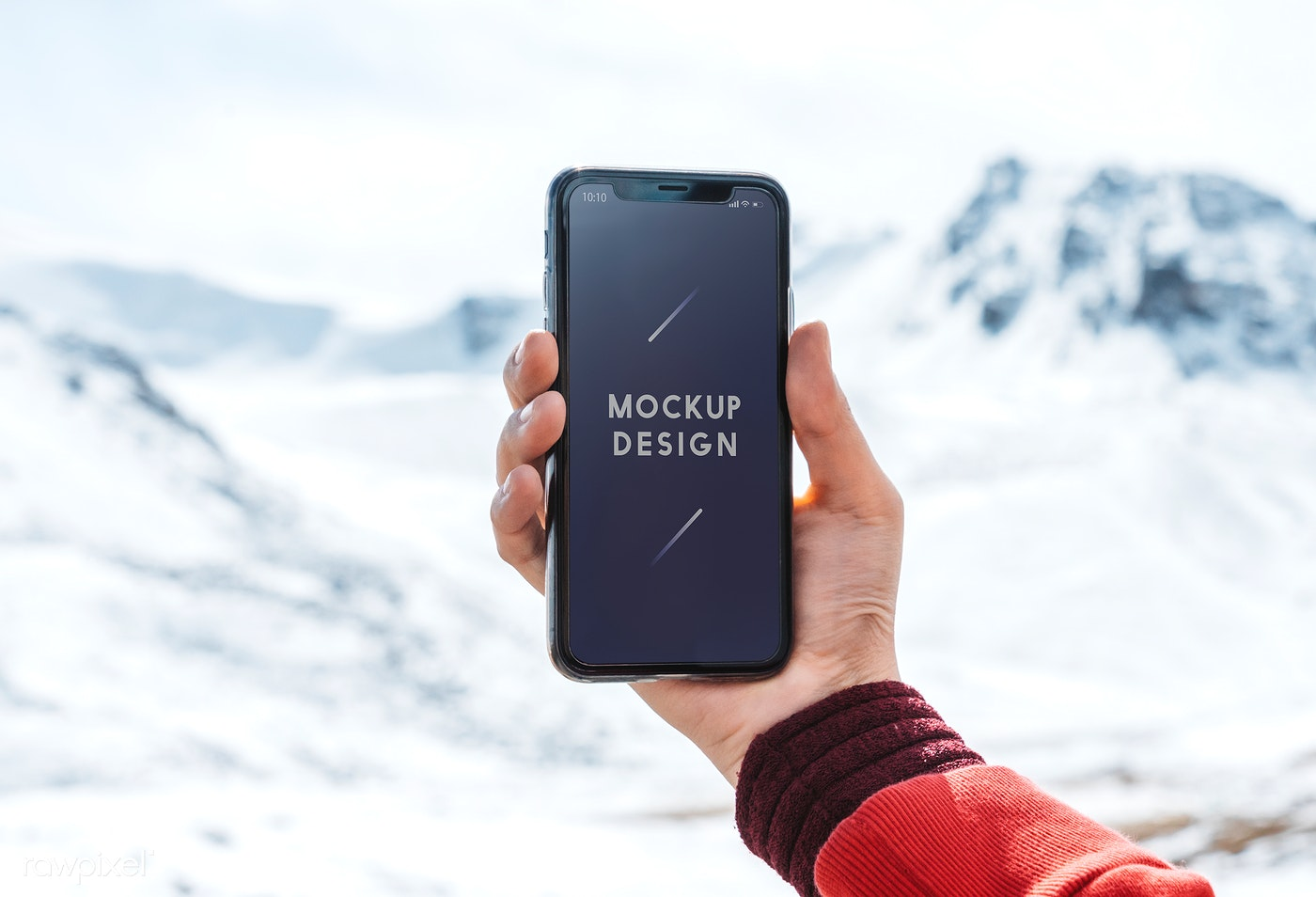 Download Premium Psd Of Mobile Phone Mockup Design By The Himalaya