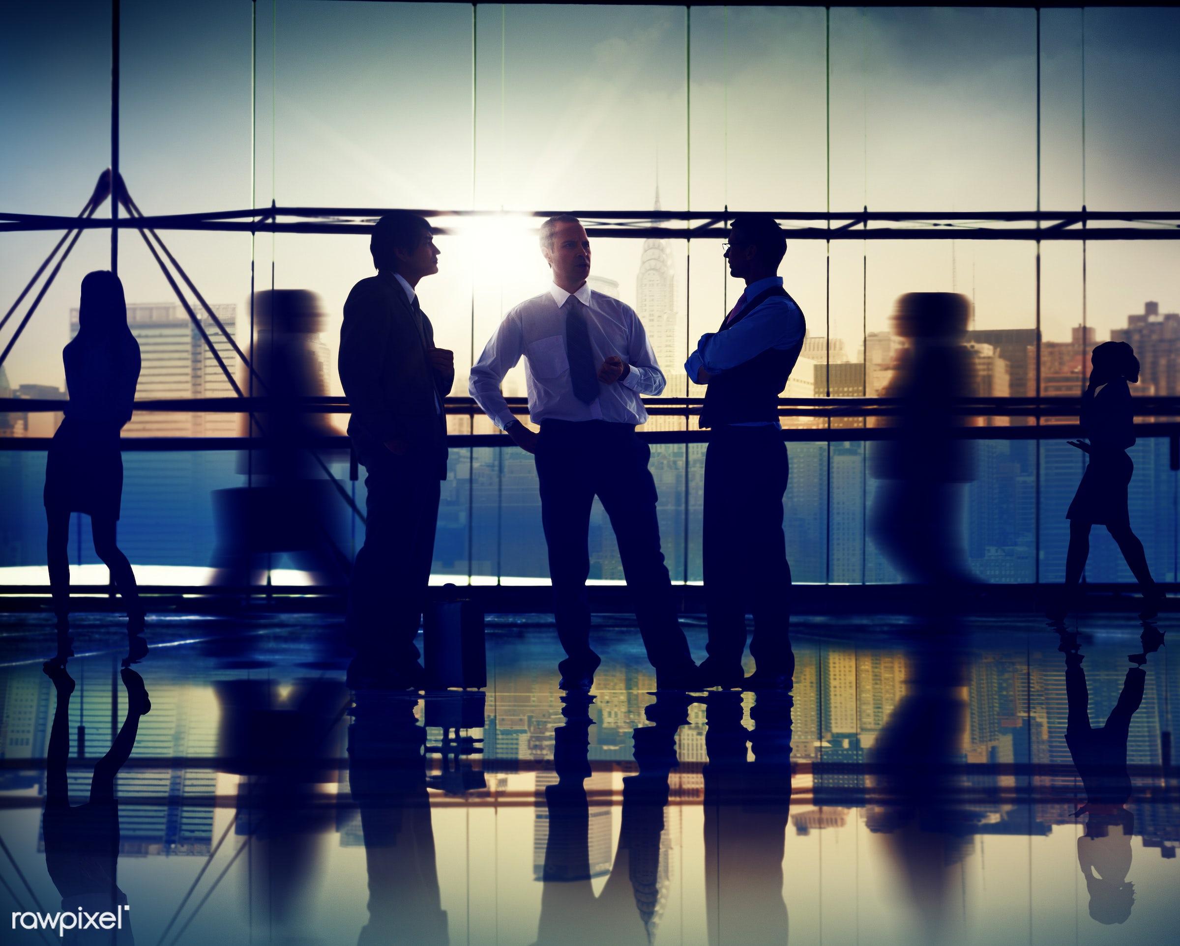 backlit, brainstorming, building, business, business people, businessmen, businesswomen, busy, city, cityscape, colleague,...