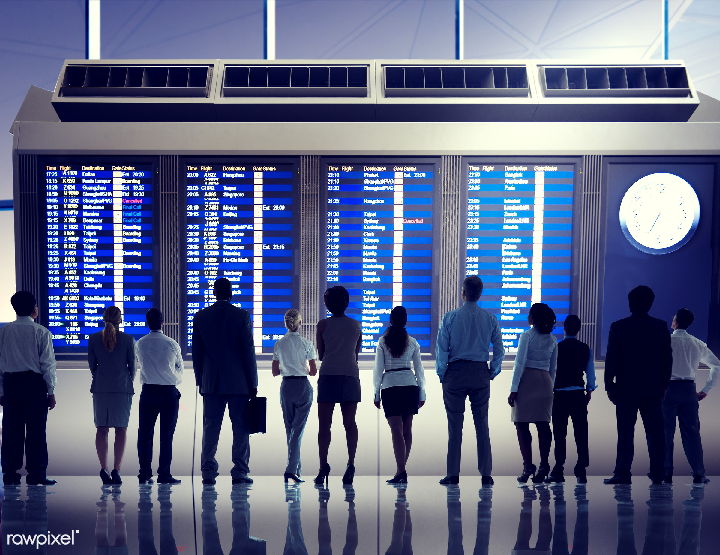 airline, airplane, airport, arrival, board, boarding, business, business people, business travel, businessmen, businesswomen...