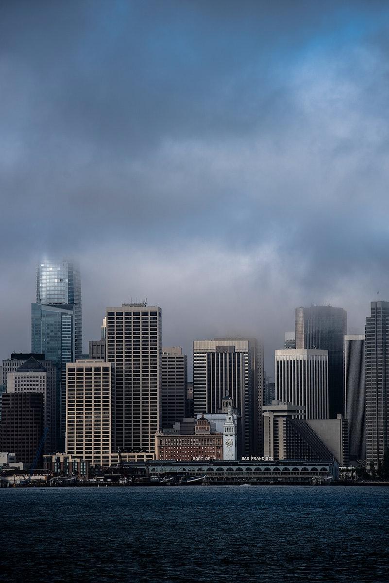 San Francisco skyline, United States