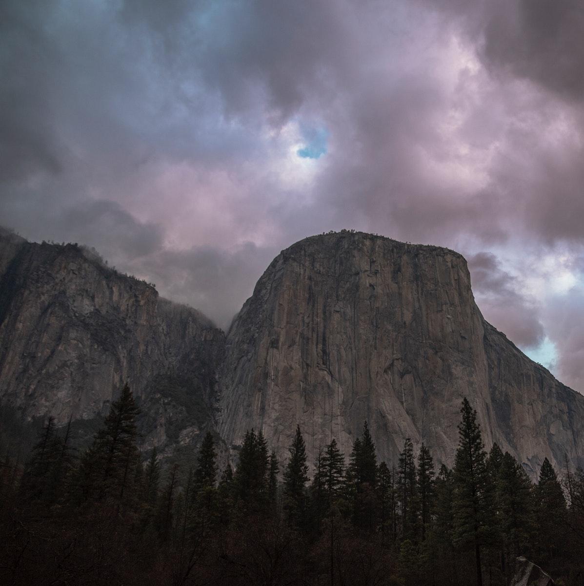 View of Yosemite Valley, United States