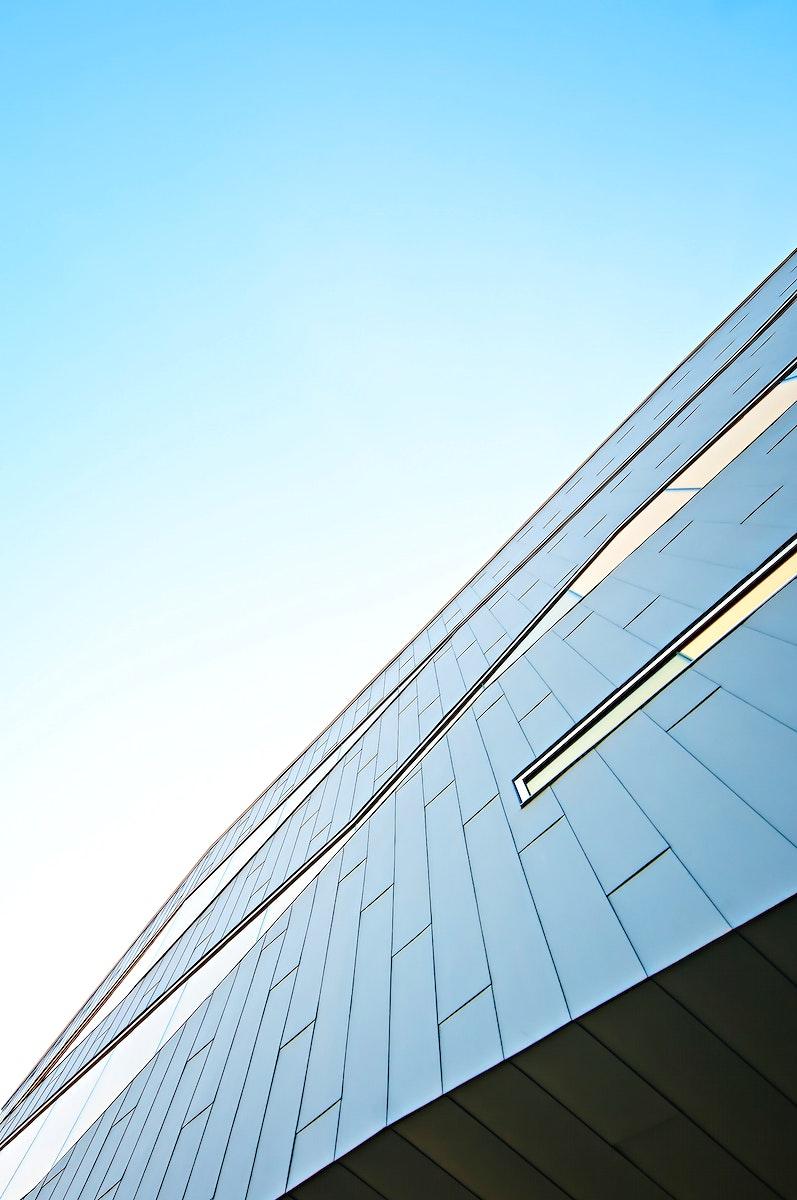 Exterior of building in Toronto, Canada