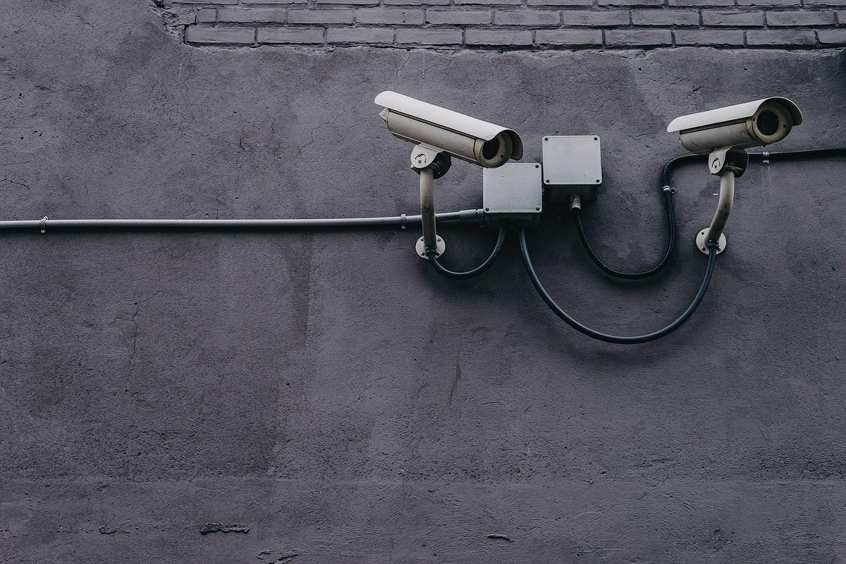CCTV in the city of Toronto, Canada