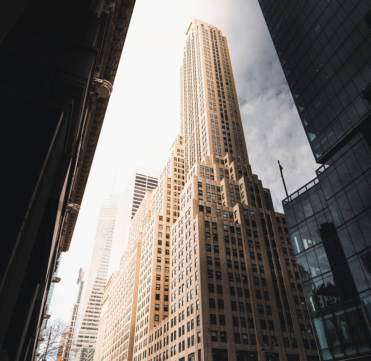 Skyscrapers in New York City, United States