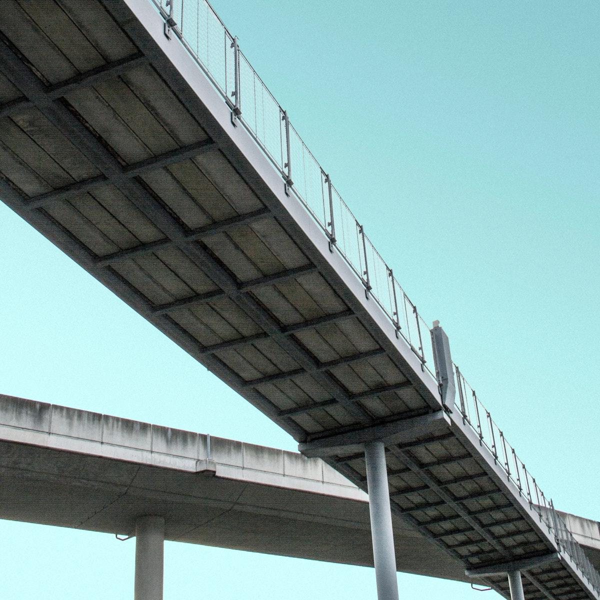 Bridge at Heathrow Airport, Terminal 5