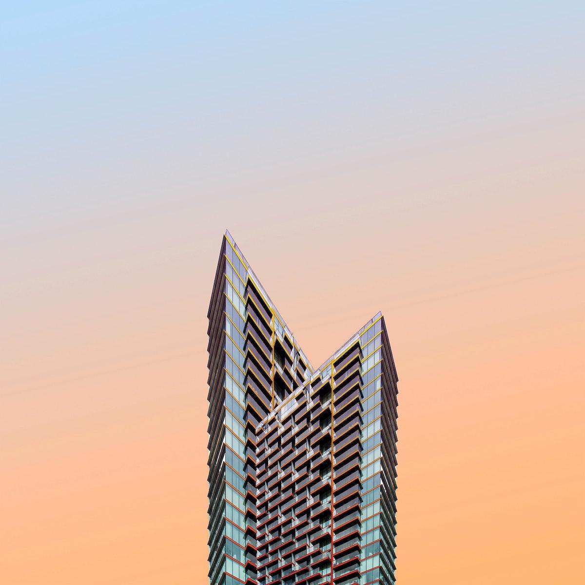 Barbican Centre, modern building in London, United Kingdom