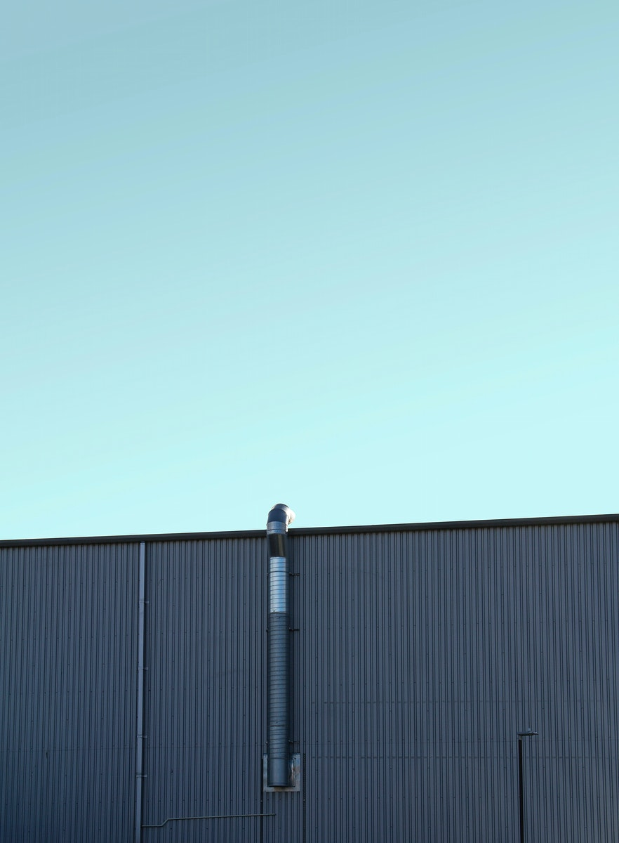 Industrial building in Slough, United Kingdom