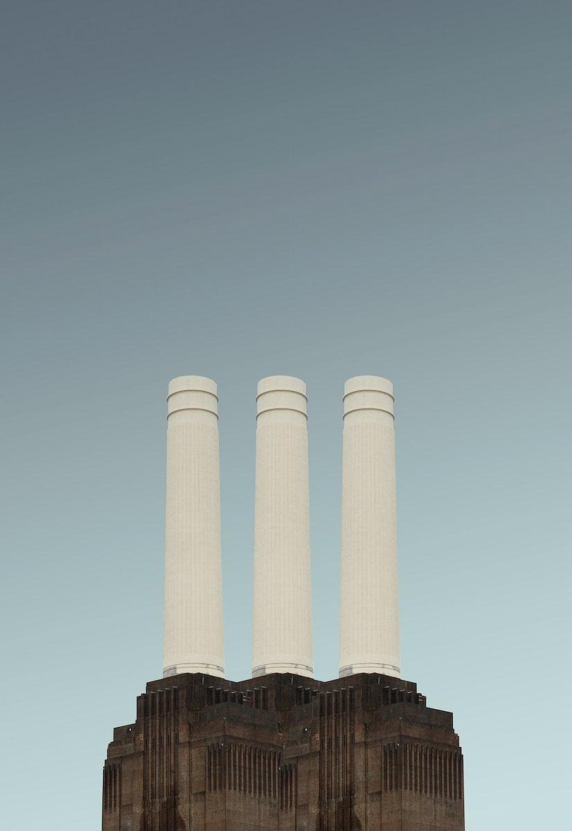 Industrial building Battersea Power Station, United Kingdom