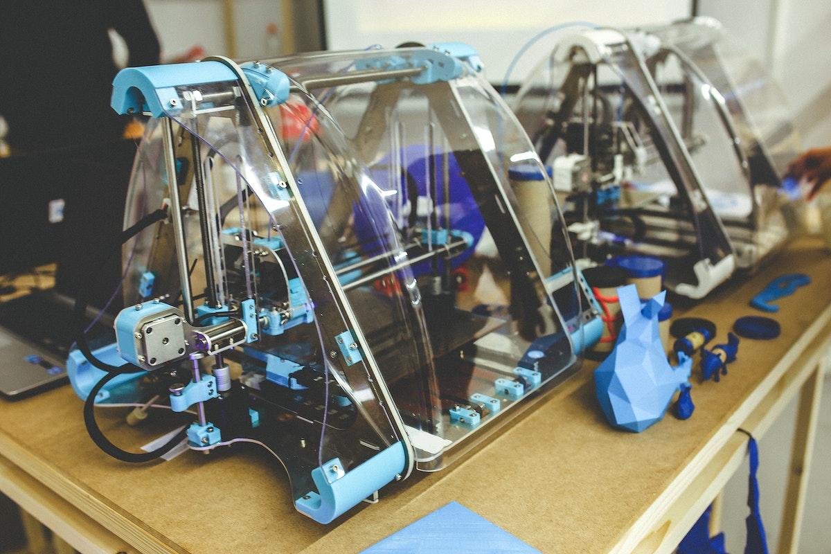3D printer. Visit Kaboompics for more free images.