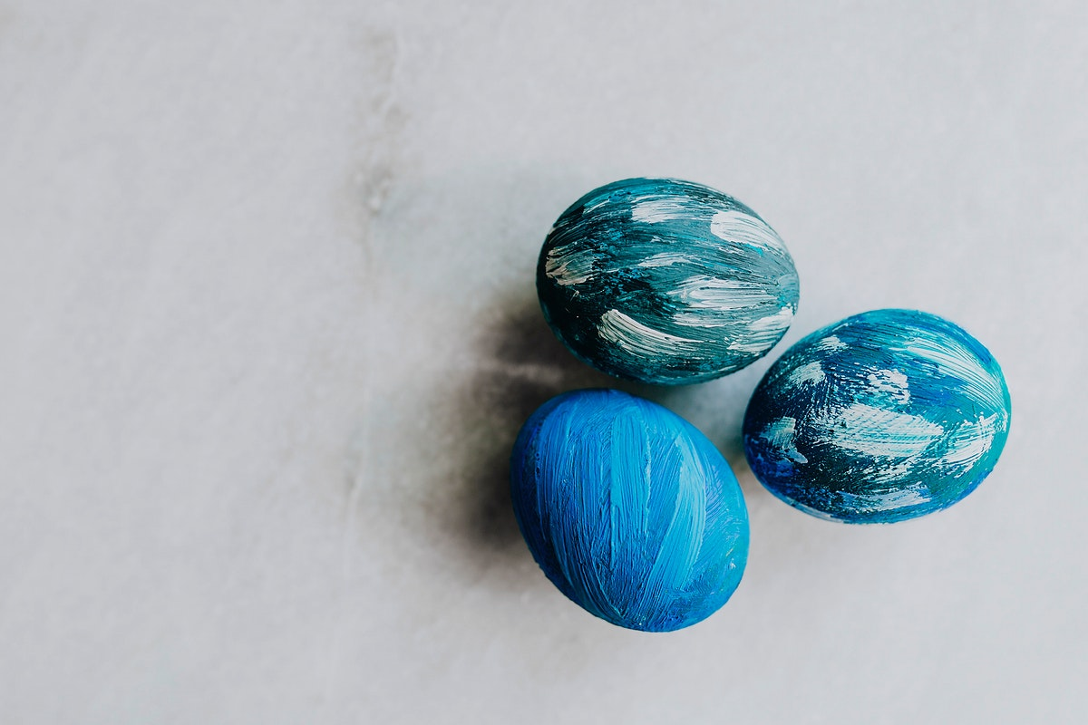 Decorative eggs for Easter. Visit Kaboompics for more free images.