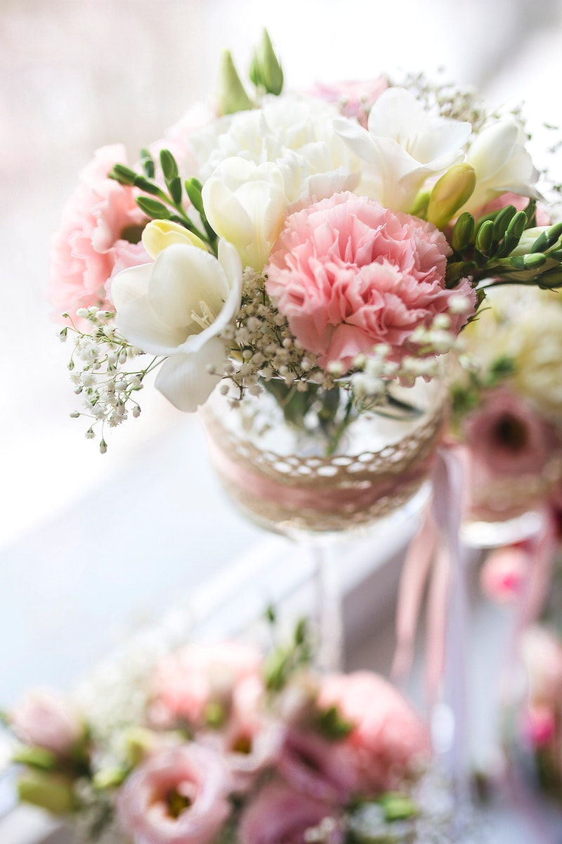 A beautiful bouquet of flowers. Visit Kaboompics for more free images.