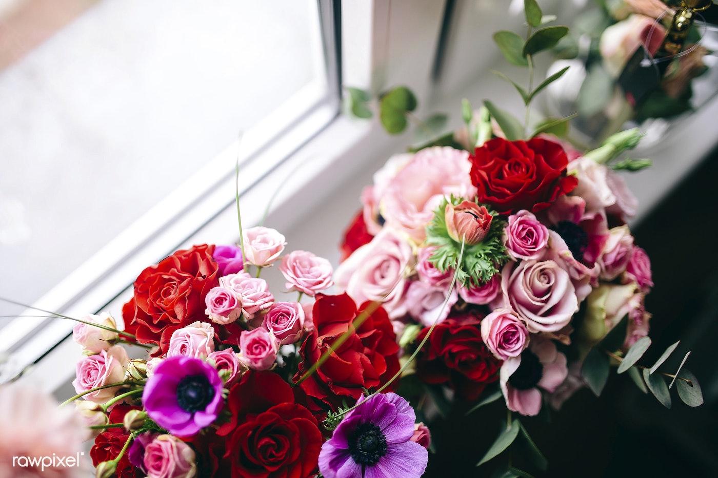 A Beautiful Bouquet Of Flowers By Karolina Kaboompics Id 435630