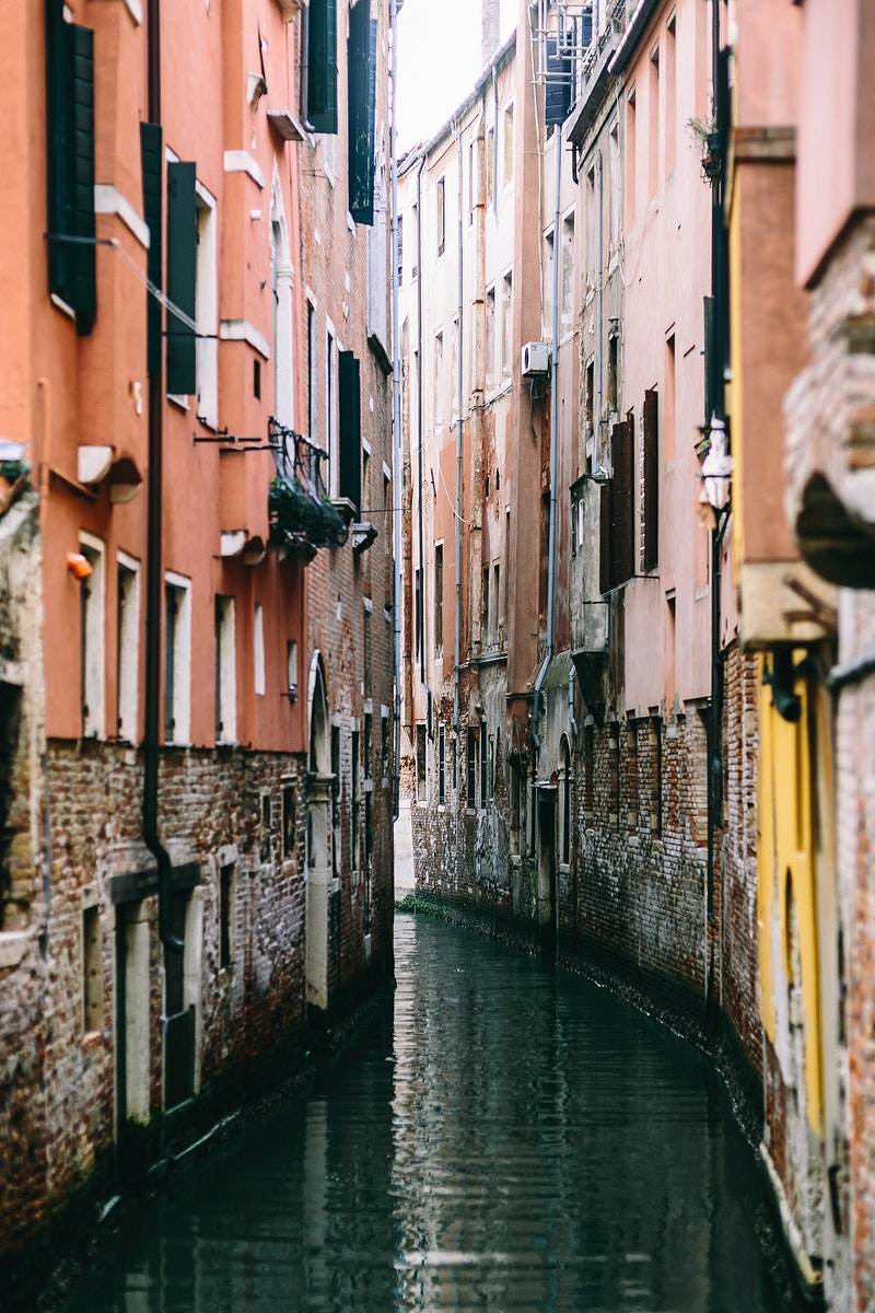 Canals of Venice, Italy. Visit Kaboompics for more free images.