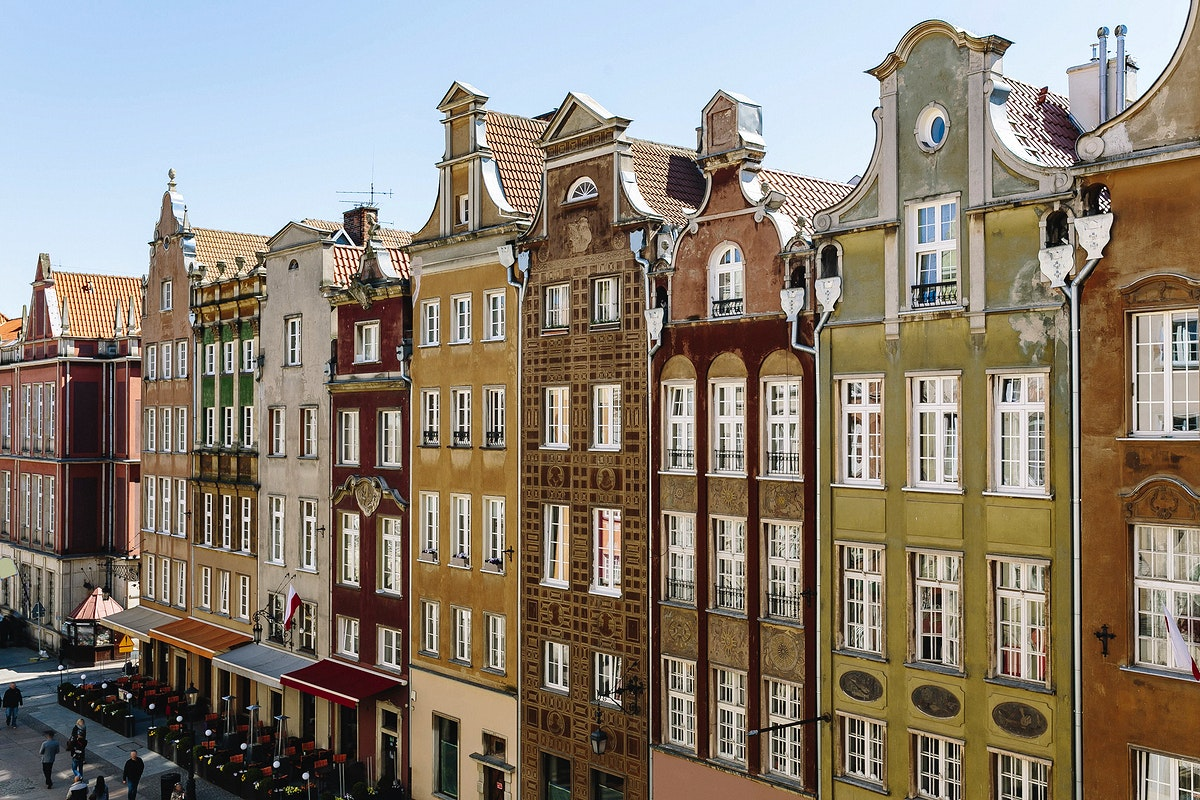 Old Town, Gdansk, Poland. Visit Kaboompics for more free images.