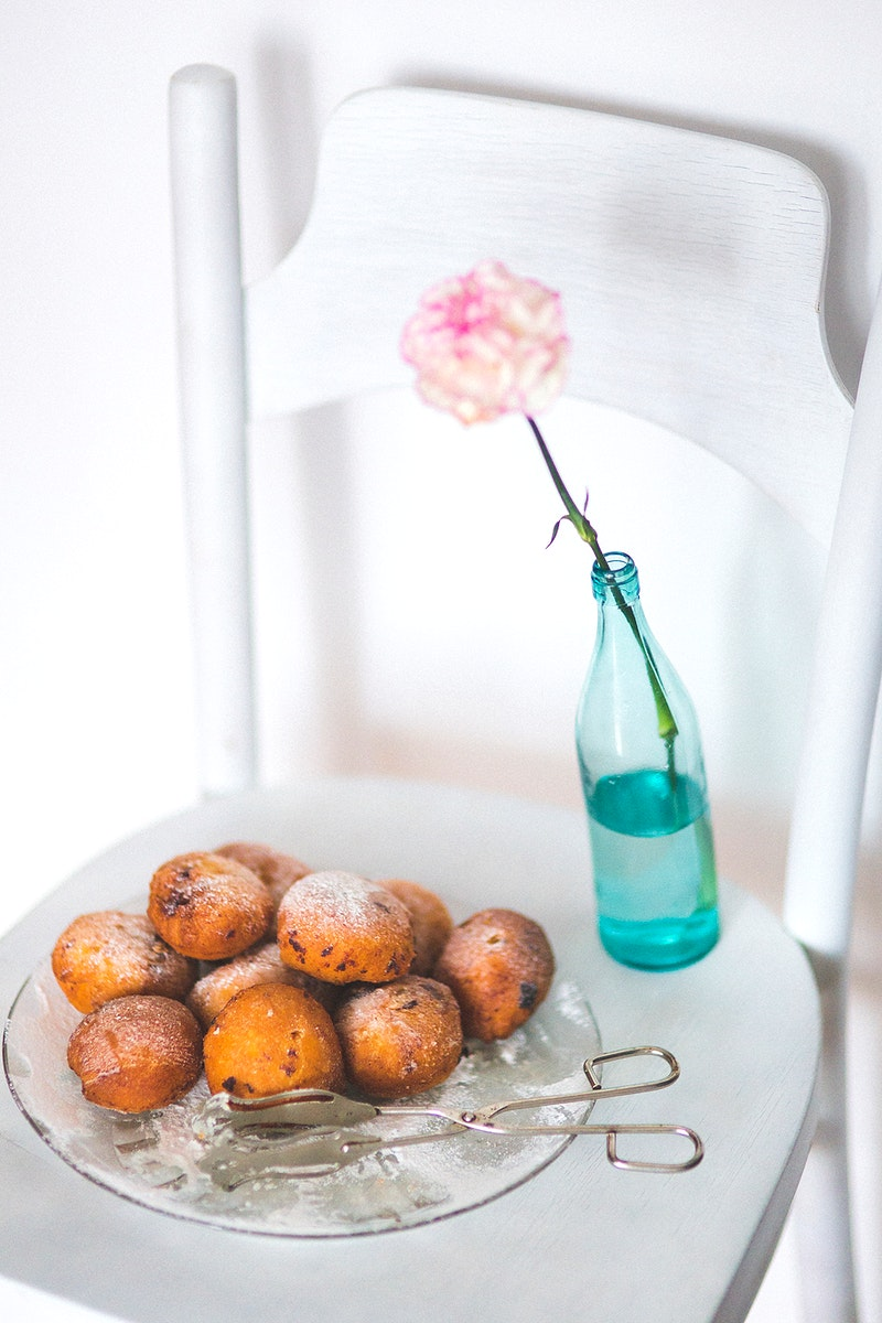 Homemade fresh doughnuts. Visit Kaboompics for more free images.
