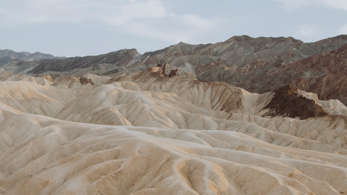 Golden Canyon, Death Valley, United States