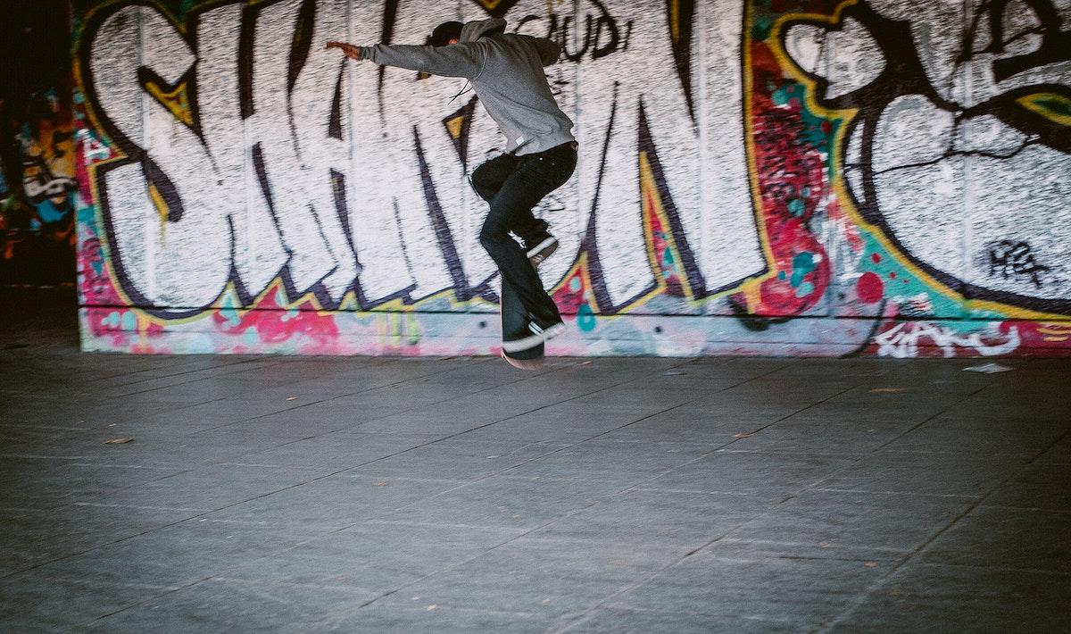 Southbank Skatepark, London, United Kingdom