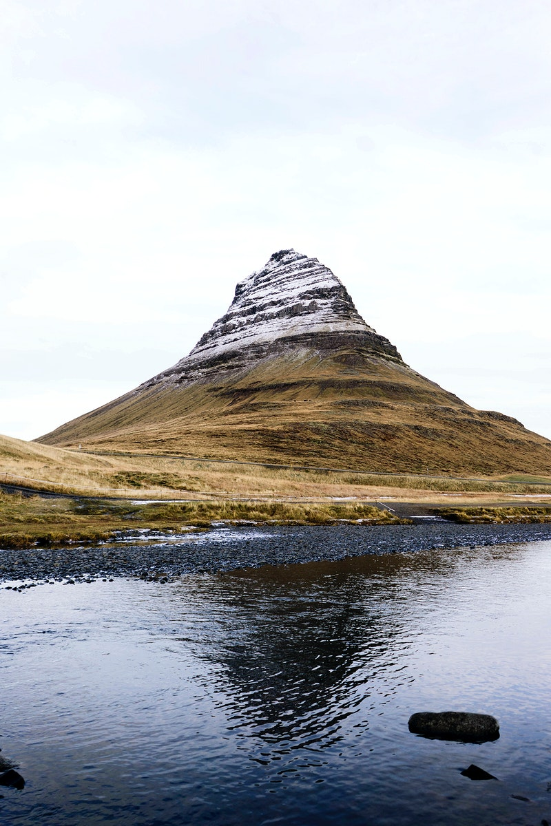 Kirkjufell, Snæfellsnes, Iceland