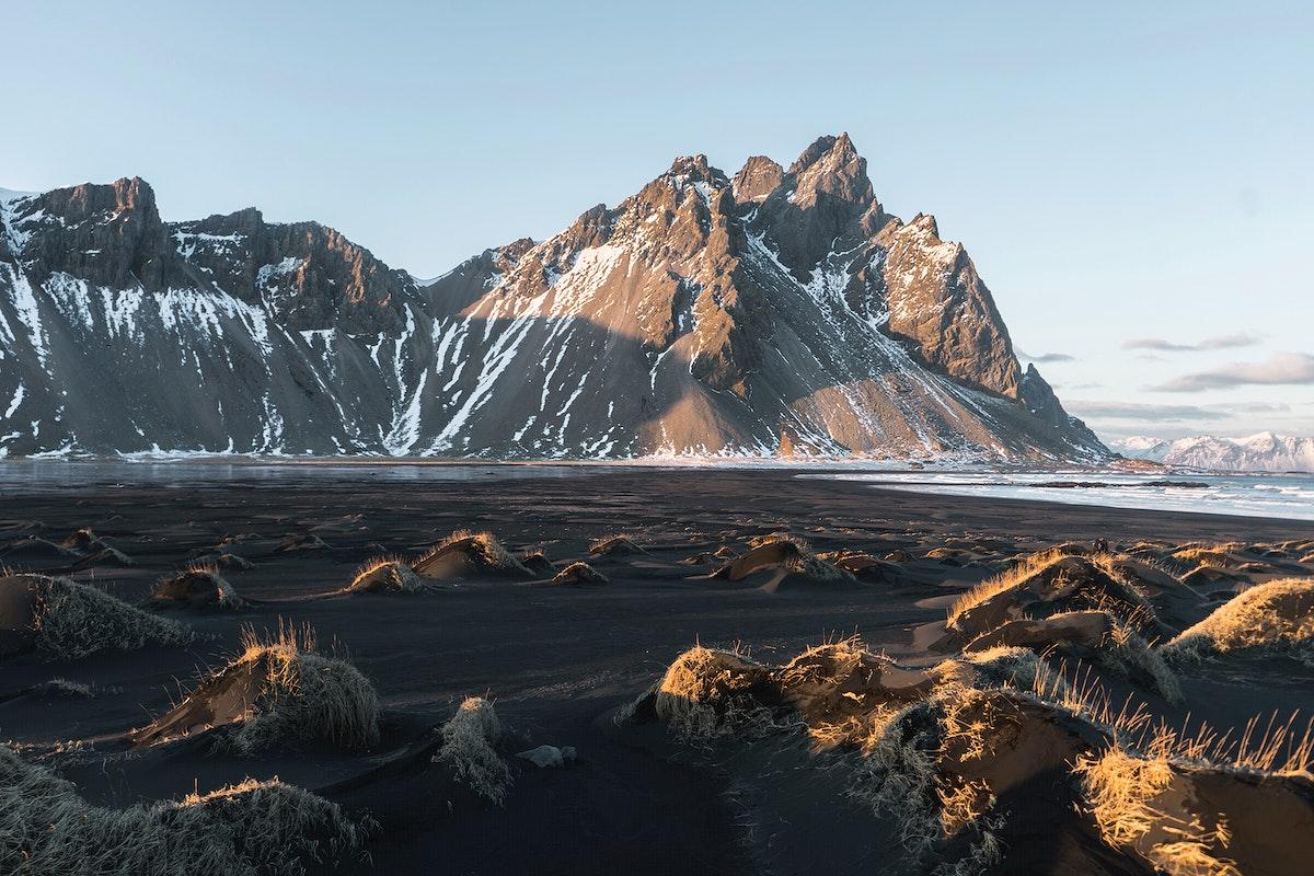 Stokksnes, Vatnajokull National Park, Iceland