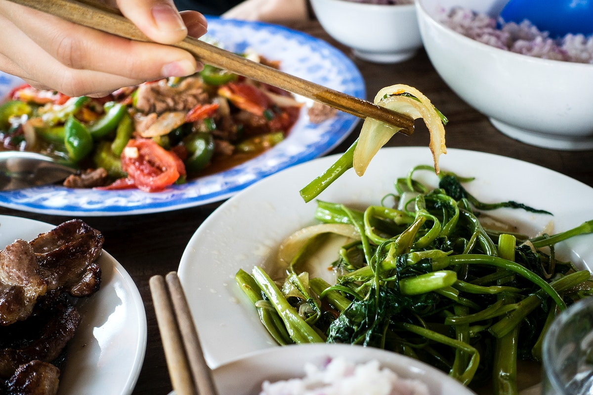 Vietnamese traditional food