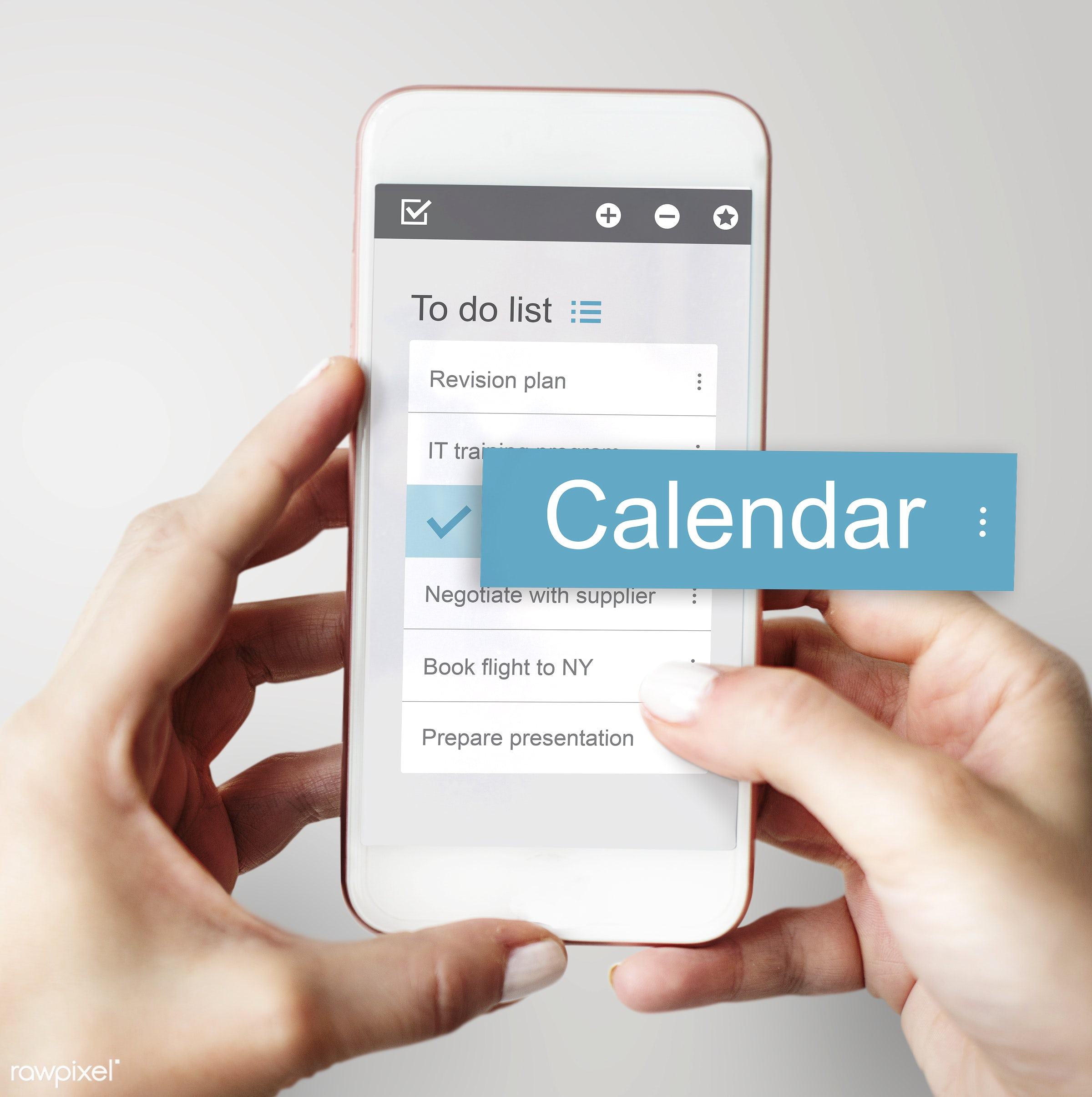 list, organize, reminder, agenda, app, appointment, browsing, business, calendar, chat, checklist, corporate, device,...