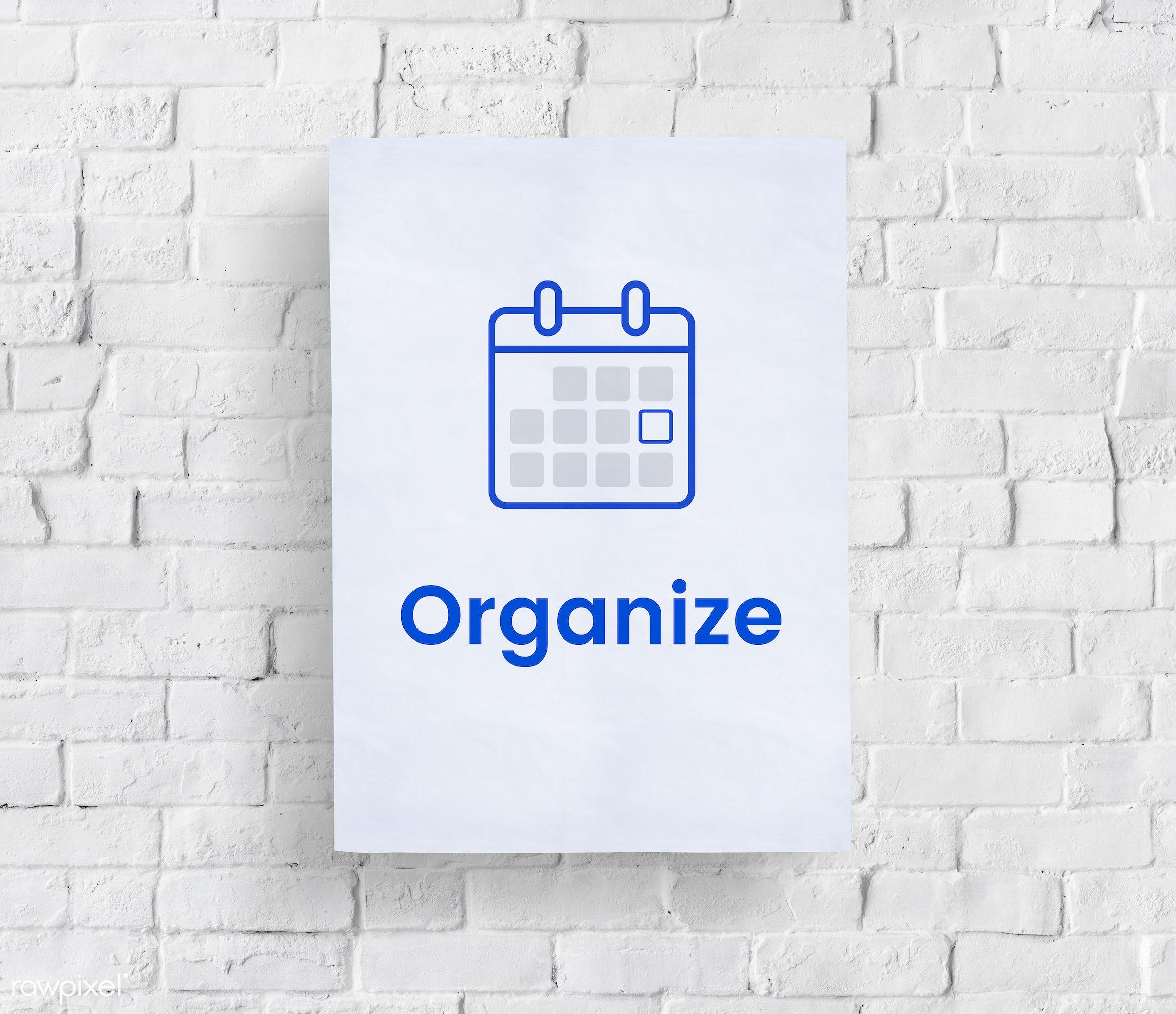 advertise, advertisement, agenda, alert, appointment, banner, bricks, brickwall, brickwork, calendar, concrete, events,...