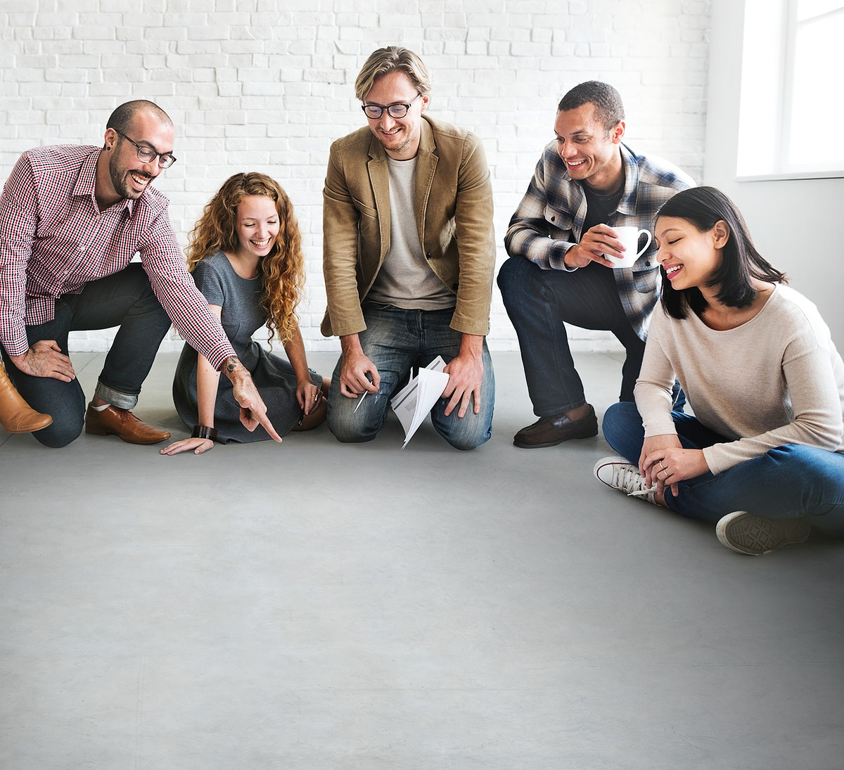 Group meeting and discussion