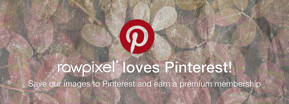 Rawpixel loves Pinterest