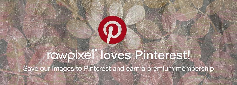 Rawpixel loves Pinterest