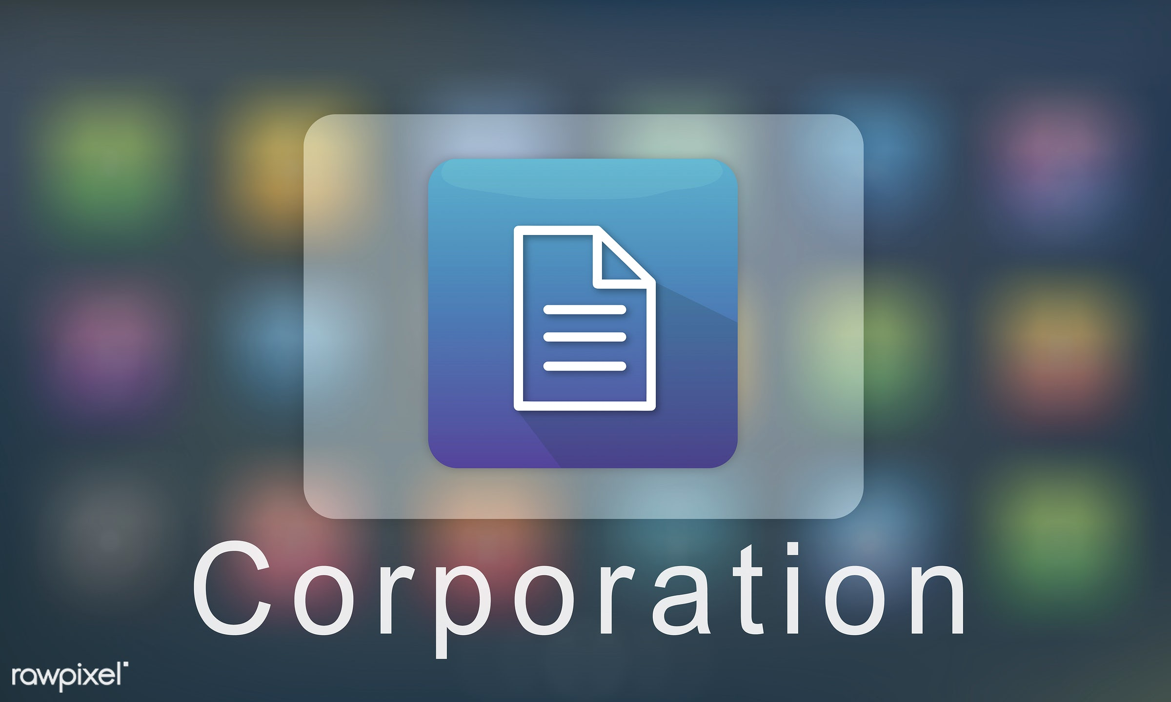 business, executive, application, communication, corporation, doc, document, icon, illustration, office, organization, page...