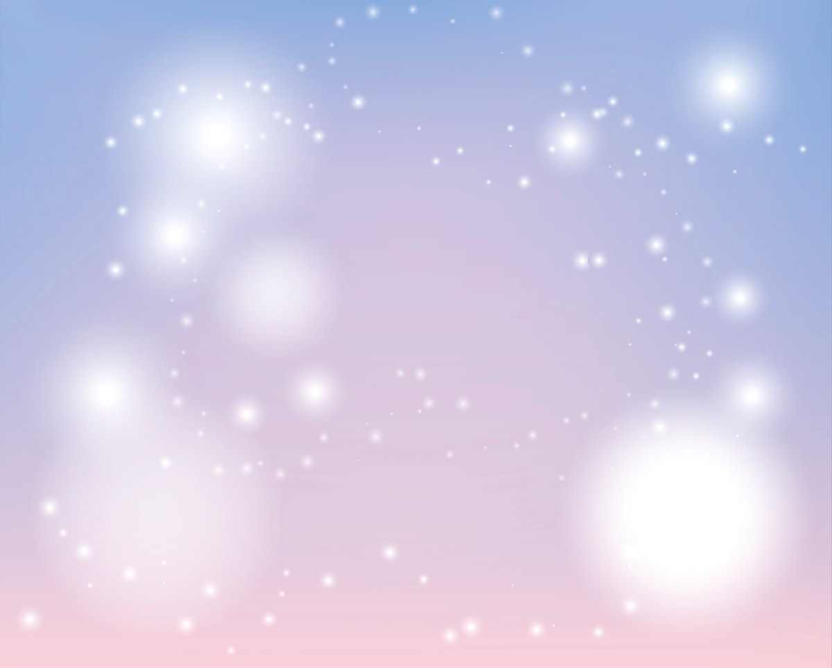 Abstract bokeh textured illustration background