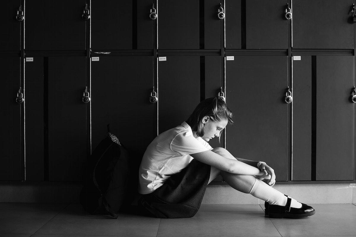 Teenage girl victim of bullying