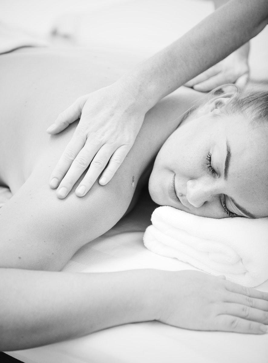 Spa salon therapy treatment massage
