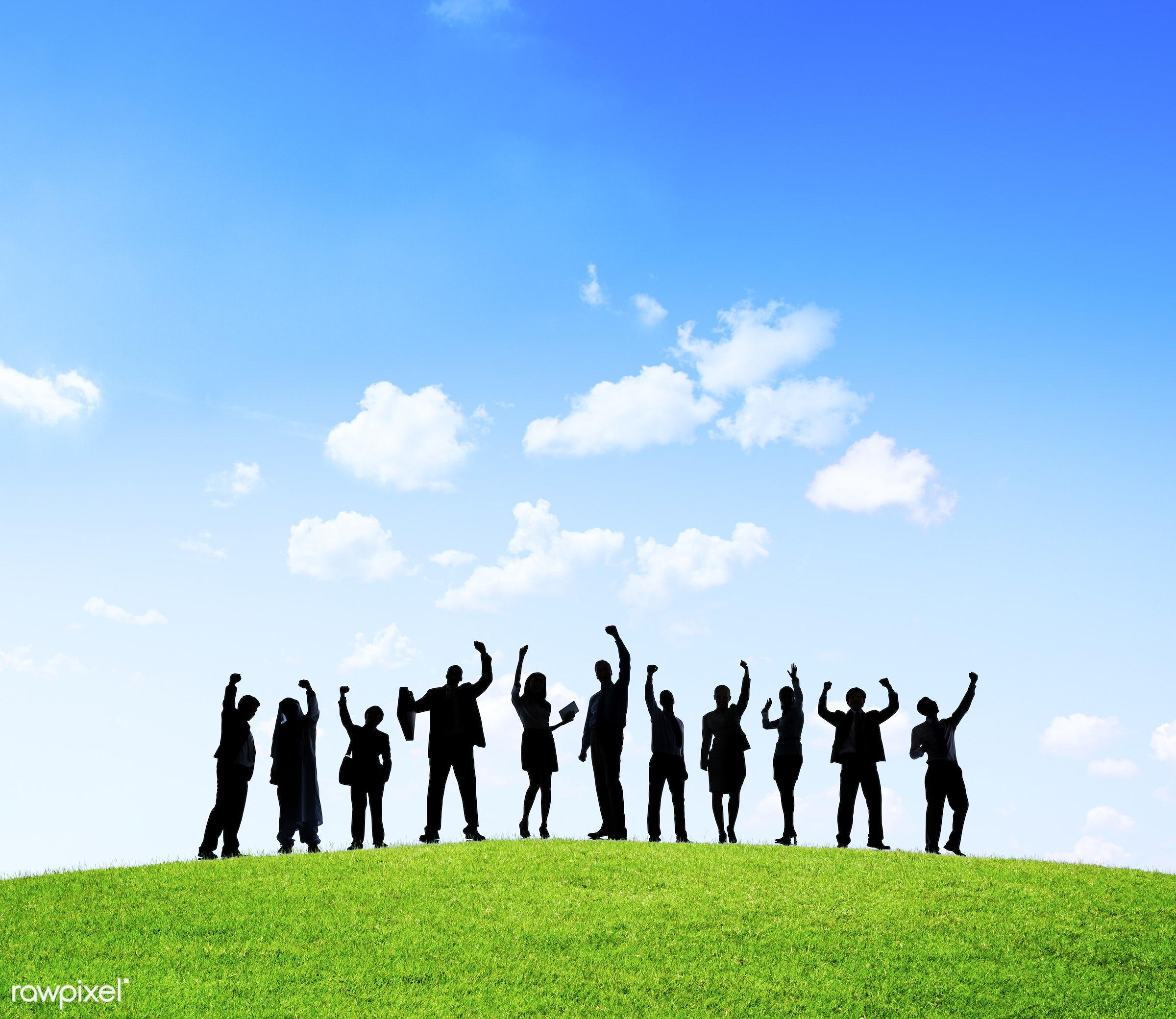 african descent, asian ethnicity, aspiration, business, business people, businessmen, businesswomen, cheerful, communication...