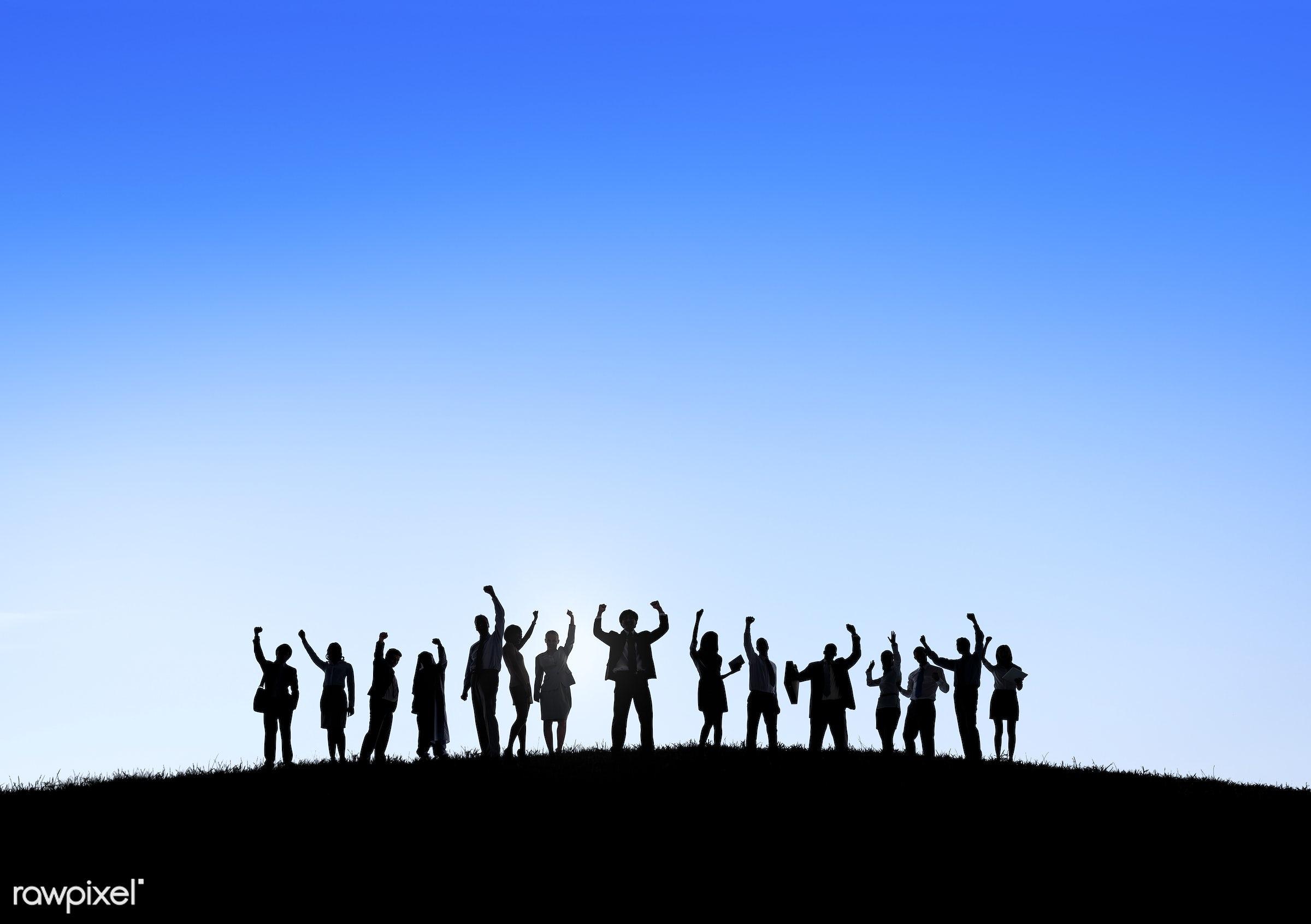 achievement, aspiration, business, business people, businessmen, businesswomen, celebrating, cheerful, collaboration,...