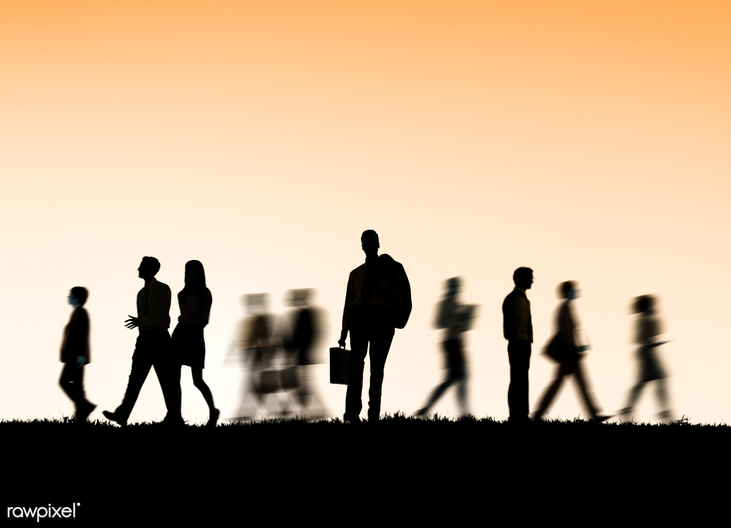 aspiration, backlit, blurred motion, business, business people, businessmen, businesswomen, busy, collaboration, colleagues...