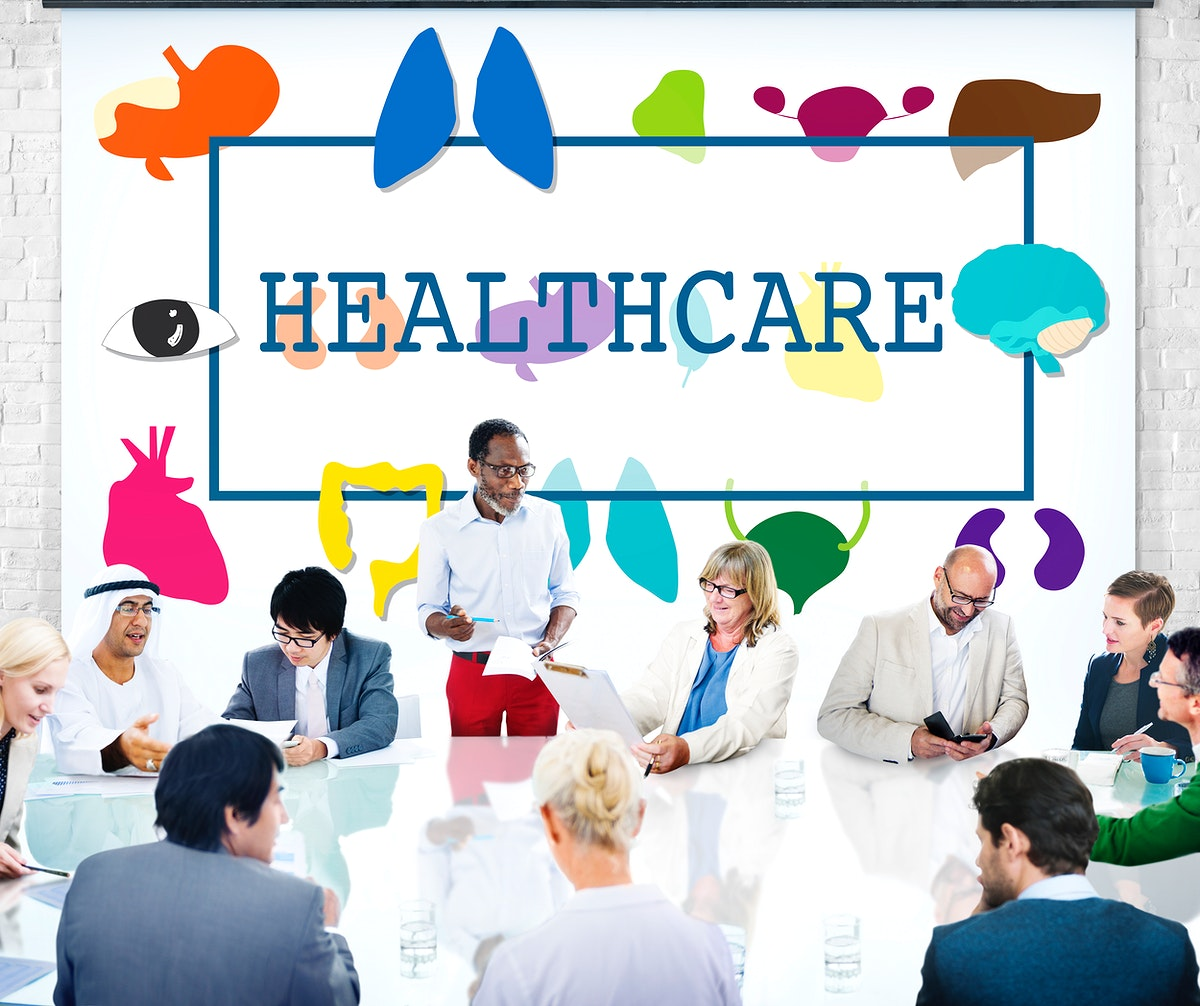 Healthcare Treatment Prevention Medical  Checkup Concept