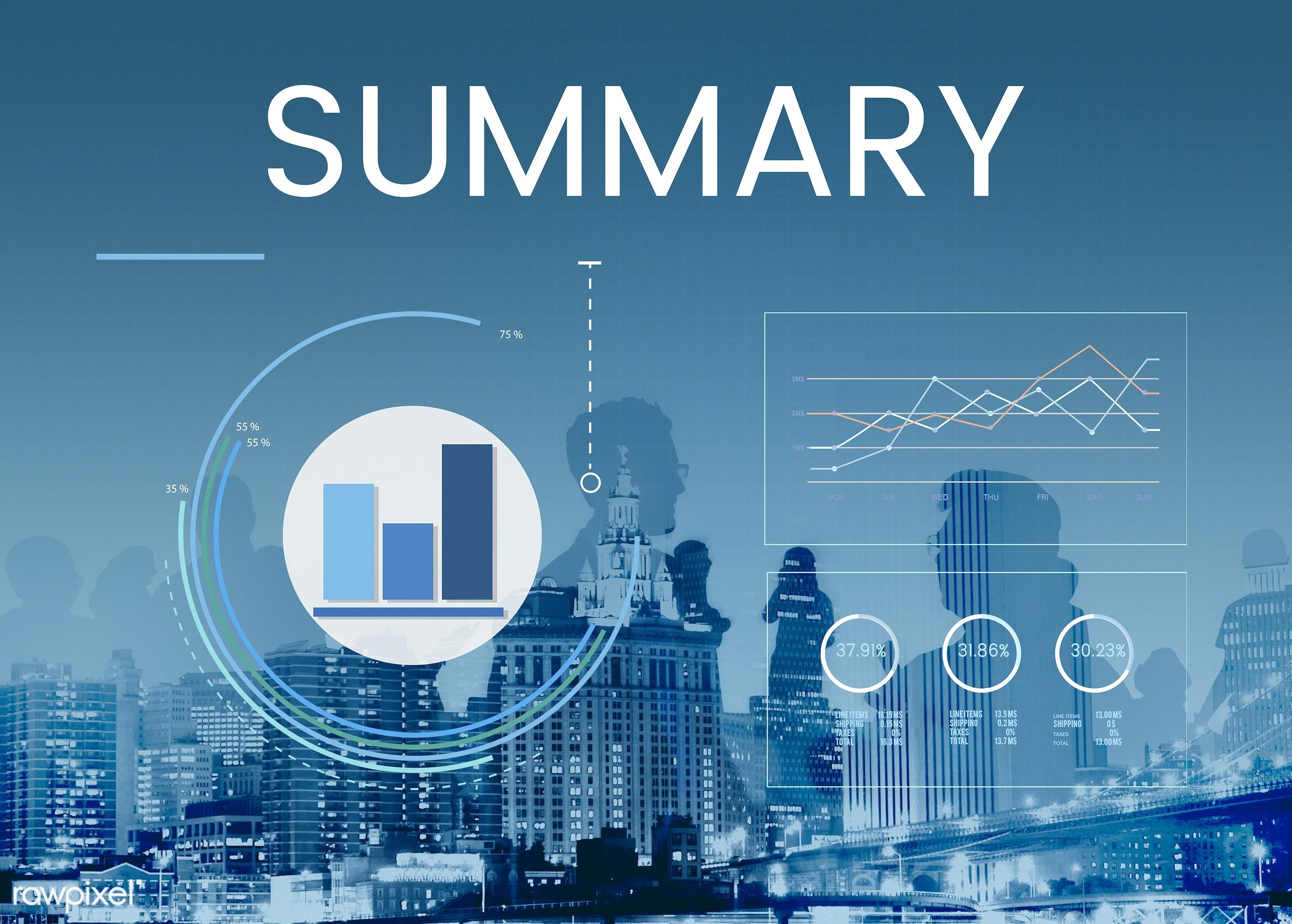 summary, business, chart, survey, abstract, analysis, back lit, brainstorming, building, businessmen, businesswomen, city,...