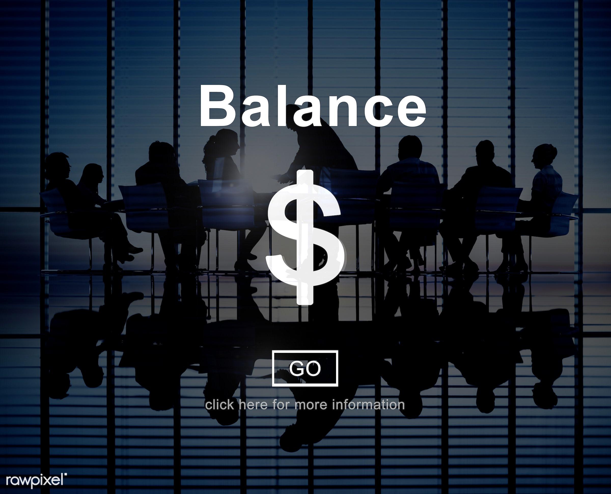 back lit, balance, brainstorming, business, businessmen, businesswomen, communication, conference, corporate, currency,...