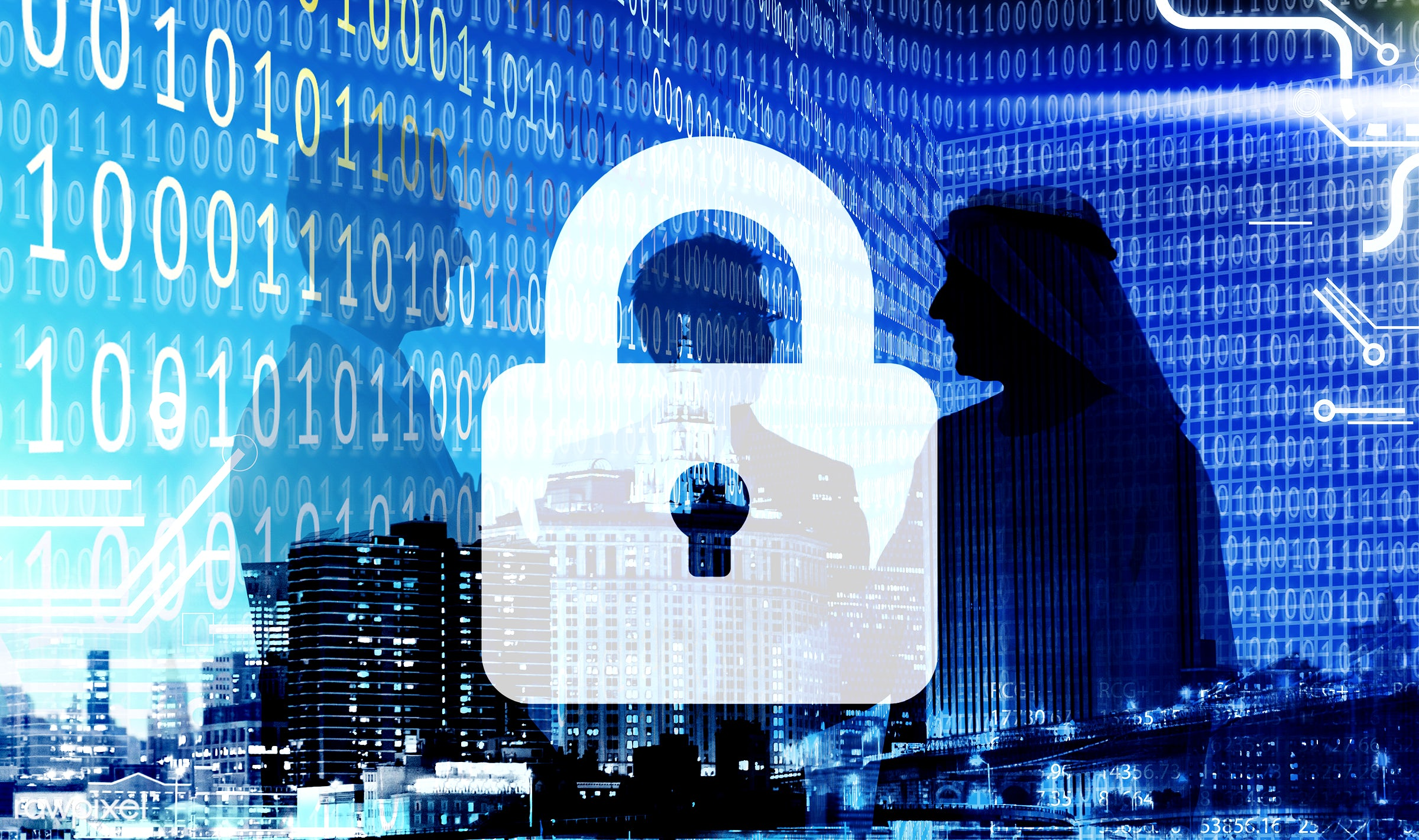 privacy, security, business, padlock, password, binary, code, restricted, agreement, backlit, binary code, bit, business...