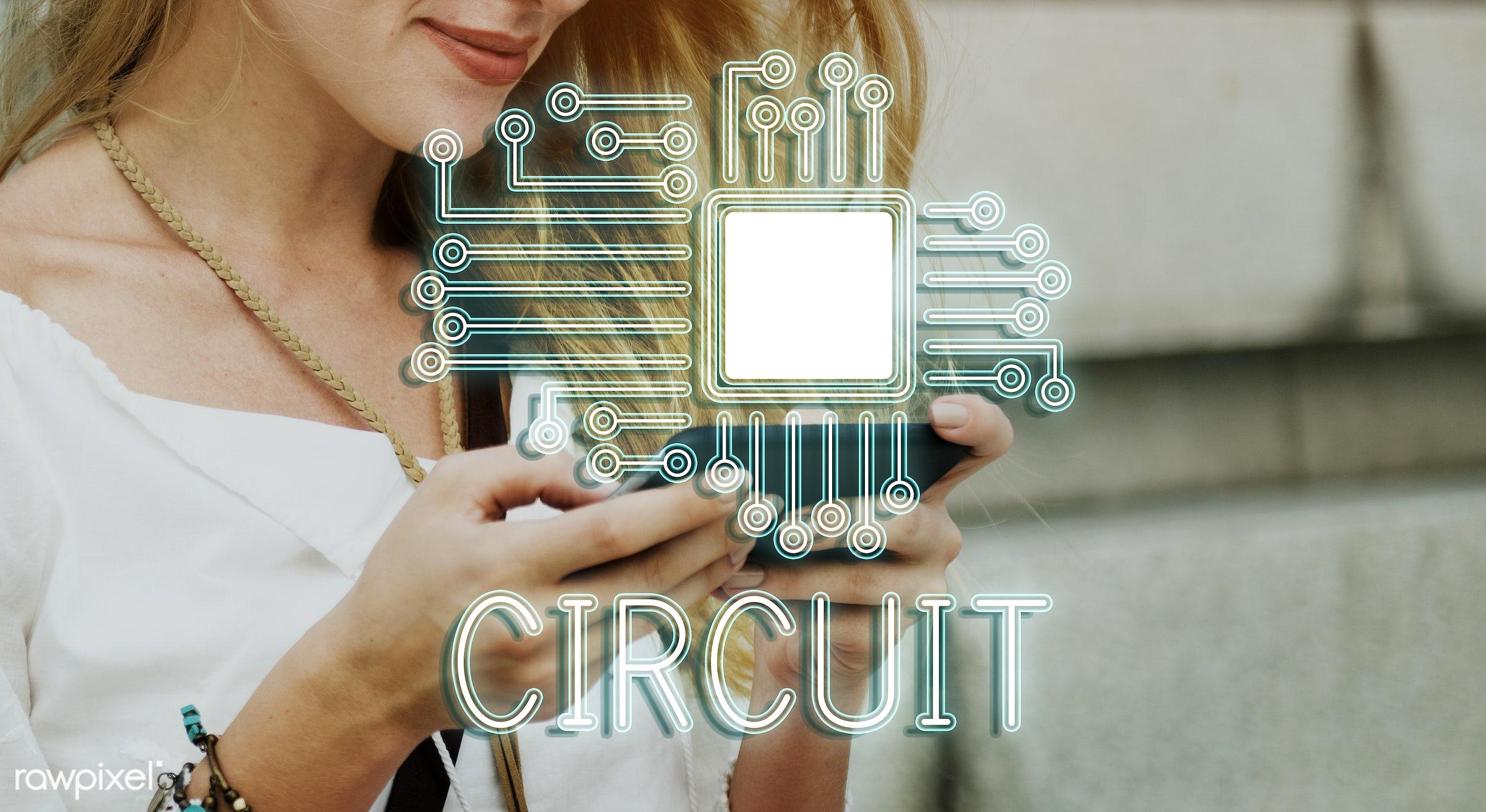 advanced technology, browsing, chat, circuit, communication, connection, data, development, digital, futuristic, go digital...
