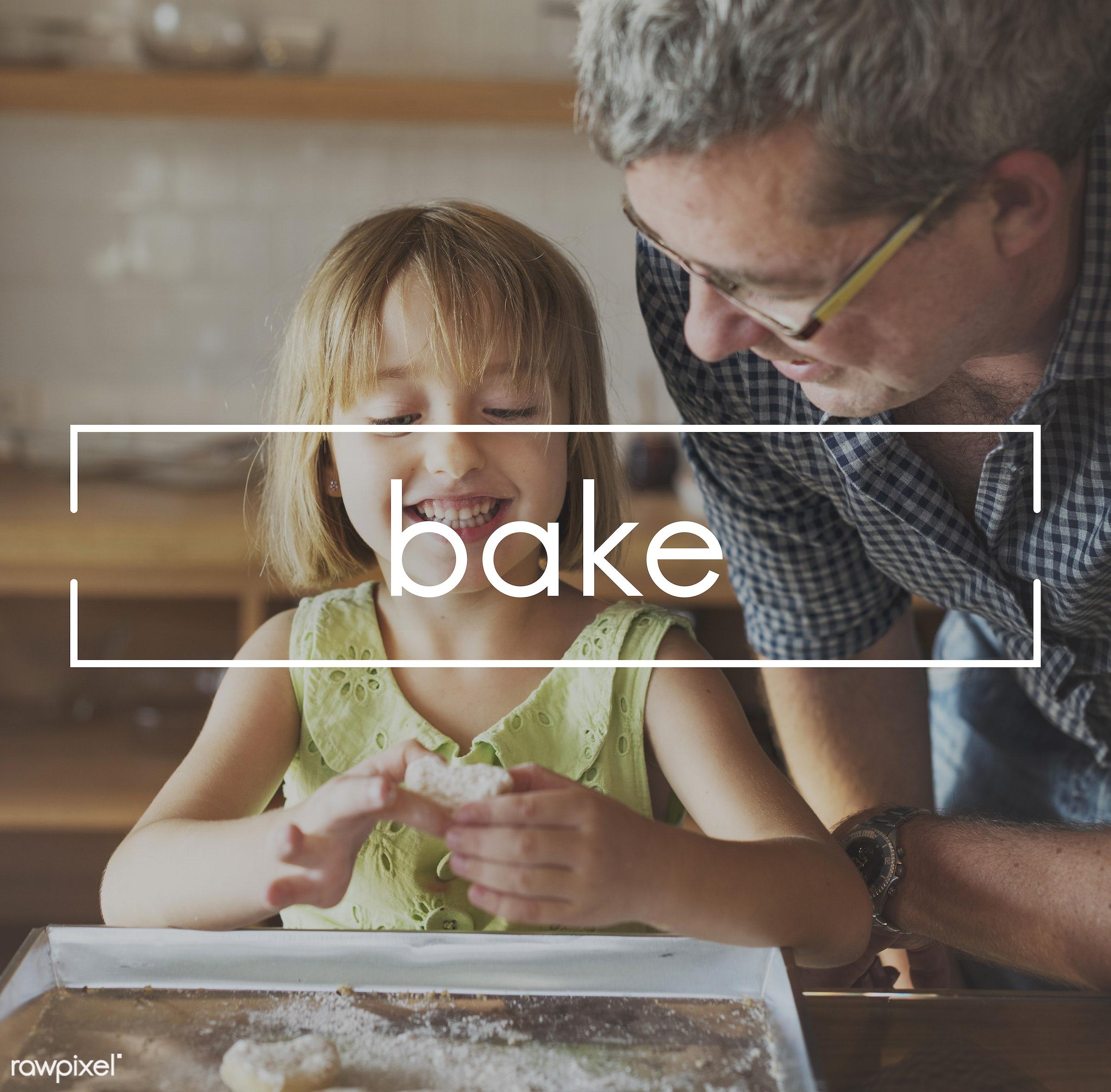 cake, bake, bakery, baking, bonding, cheerful, childhood, cookies, cuisine, culinary, cute, dough, enjoy, enjoyment, family...