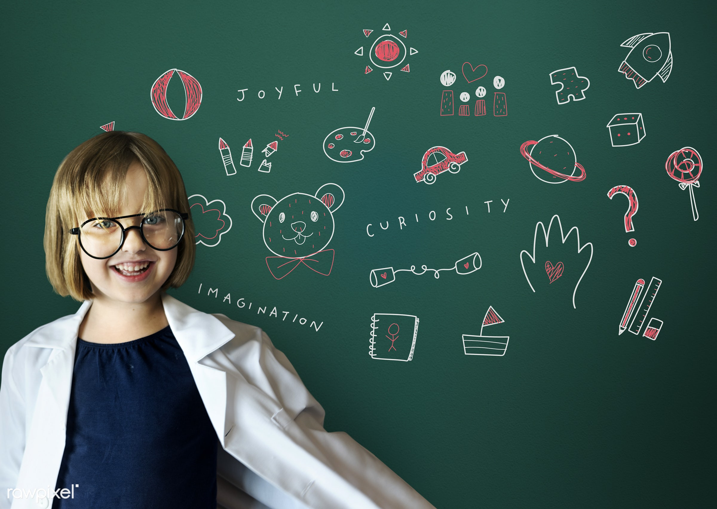 adorable, blackboard, cheerful, child, childhood, children, curiosity, cute, drawing, dream job, education, elementary age,...