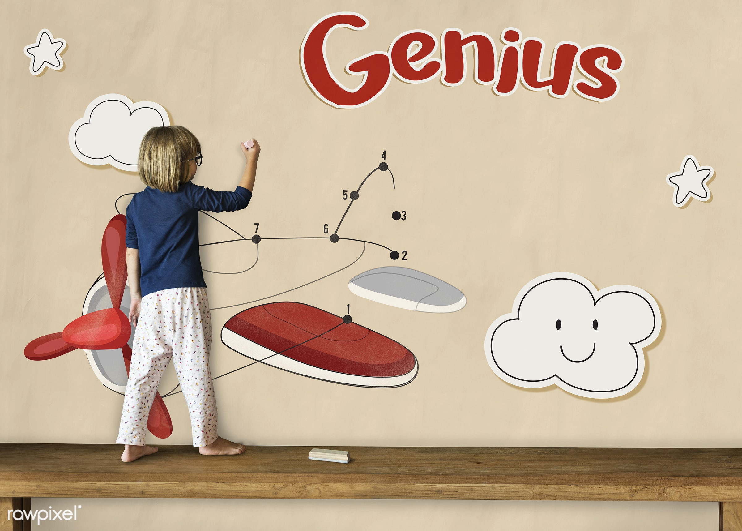 adorable, airplane, arts, back, blackboard, board, caucasian, chalk, cheerful, child, childhood, connect, creative,...