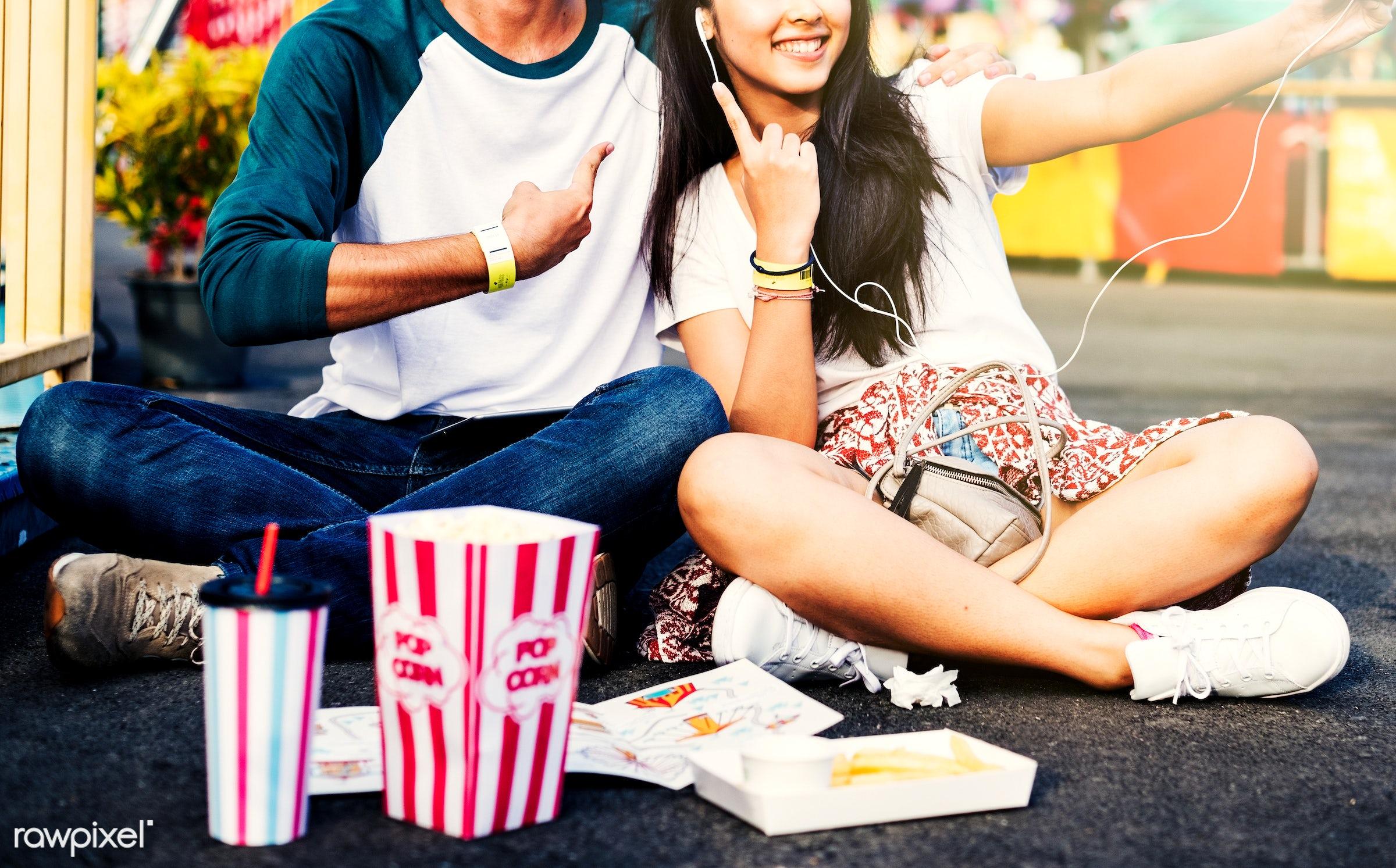 activity, amusement park, carnival, carnival ride, casual, cheerful, enjoyment, festival, fiesta, friends, friendship, fun,...